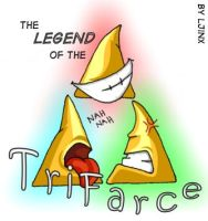 The Legend of the TriFarce by ljinx