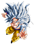 Goku Super Saiyan 5 by el-maky-z