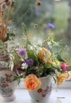 ROSES AND WILD FLOWERS 2 by GeaAusten