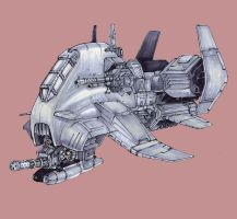 hovercopter by frAme01