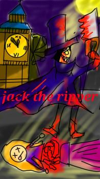 jack the ripper by Ra023