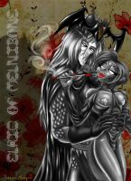 Elric of Melnibone by Mordor-in-love