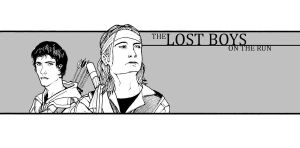 Lost Boys On The Run by rae-maxwell