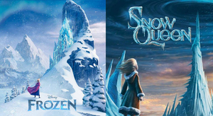 Snow Queen Movie Posters by Polizzi