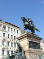 Statue in Venice by kenseoul