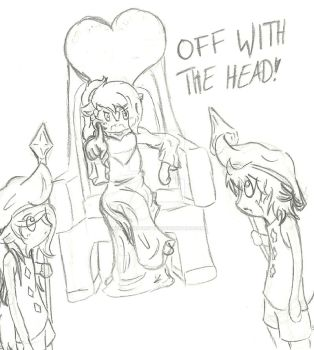  Off With The Head  by TheThunderettes