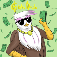 Gilda Got Dosh by Metalforever