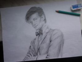 Doctor Who 11 #3 by DrawingStar2001