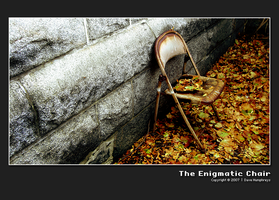 The Enigmatic Chair by UnhingedMouse0