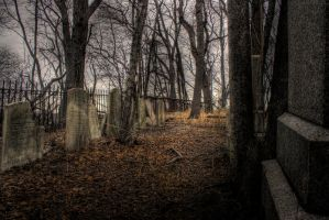 Old Cemetery 2 by Keith-D