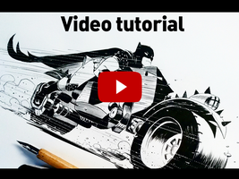 Speed Lines Video Tutorial by raultrevino