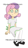 Sweetie Belle by Airy-F
