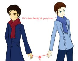 Klaine: Forever by BishinessPersonified