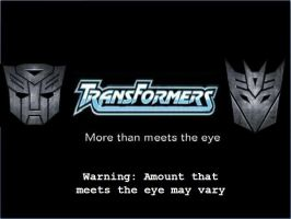 Transformers Disclaimer by ray-dnt