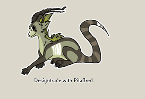 designtrade with PitaBred by griffsnuff