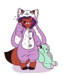 bunny day Onesie Example by Kawaii-fur-costumes