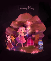Dreaming Mary by Dreaming-Witch