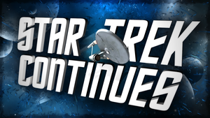 Star Trek Continues Wallpaper by PZNS
