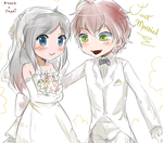 I married Ayato From Dialovers by hyuugalanna