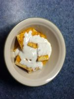 cheese and crackers easy make by kaitlynnasslebell