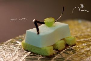 :: panna cotta by moiraproject