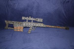 CQB 50 Cal. Rifle by RayMackenzie