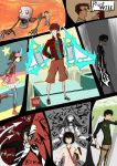 ProjectWILL character montage by Jiisuri