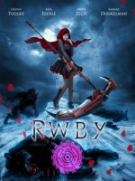 RWBY Movie Poster by TheRogueSPiDER