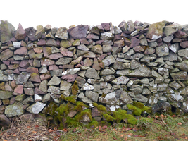 Stone Wall cut out, png Stock by Meta-Stock
