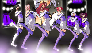 IS-- Competition One by yukari--chan