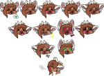 [C] Furrin Telegram Sticker Pack by CassMutt