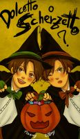 APH: Halloween 2011 by MoonyL00ny