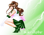 Sailor Jupiter by leylaana