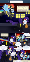 A Gothamville, Cat-and- Flying Mouse Romance by BlackBeWhite2k7