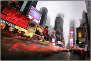 Times Square by DennisChunga