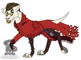 Vash The Stampede by KatWithKnives