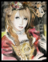 Hizaki Versailles Portrait by De1in