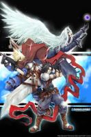 Final Fantasy Crisis Core by Revenant-Wings