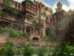 Ruinas by luizso