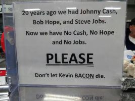 Please Save Kevin Bacon... by YouSportsTV