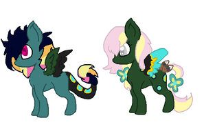 Sillyness: pony adopts CLOSED IN 11 MINS by Kyah-Pony-Adoptables