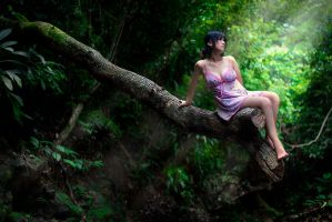 ...the forest princess by SAMLIM