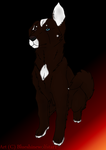 personal lakotha dog import by blueshinewolfstar1