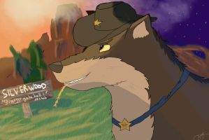 A New Sheriff in Town ! by Barrow07