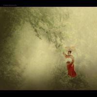 Morning at Tenganan by jd-photowork