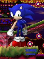 Collision Chaos Sonic-2 by Rafeal