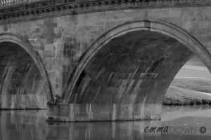 Old Bridge For An Old House by oEmmanuele