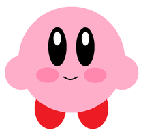 Kirby by nogirl70