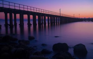 St Leonards Sunrise by DanielleMiner
