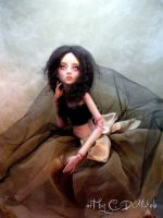 Ball jointed BJD artdoll A by cdlitestudio